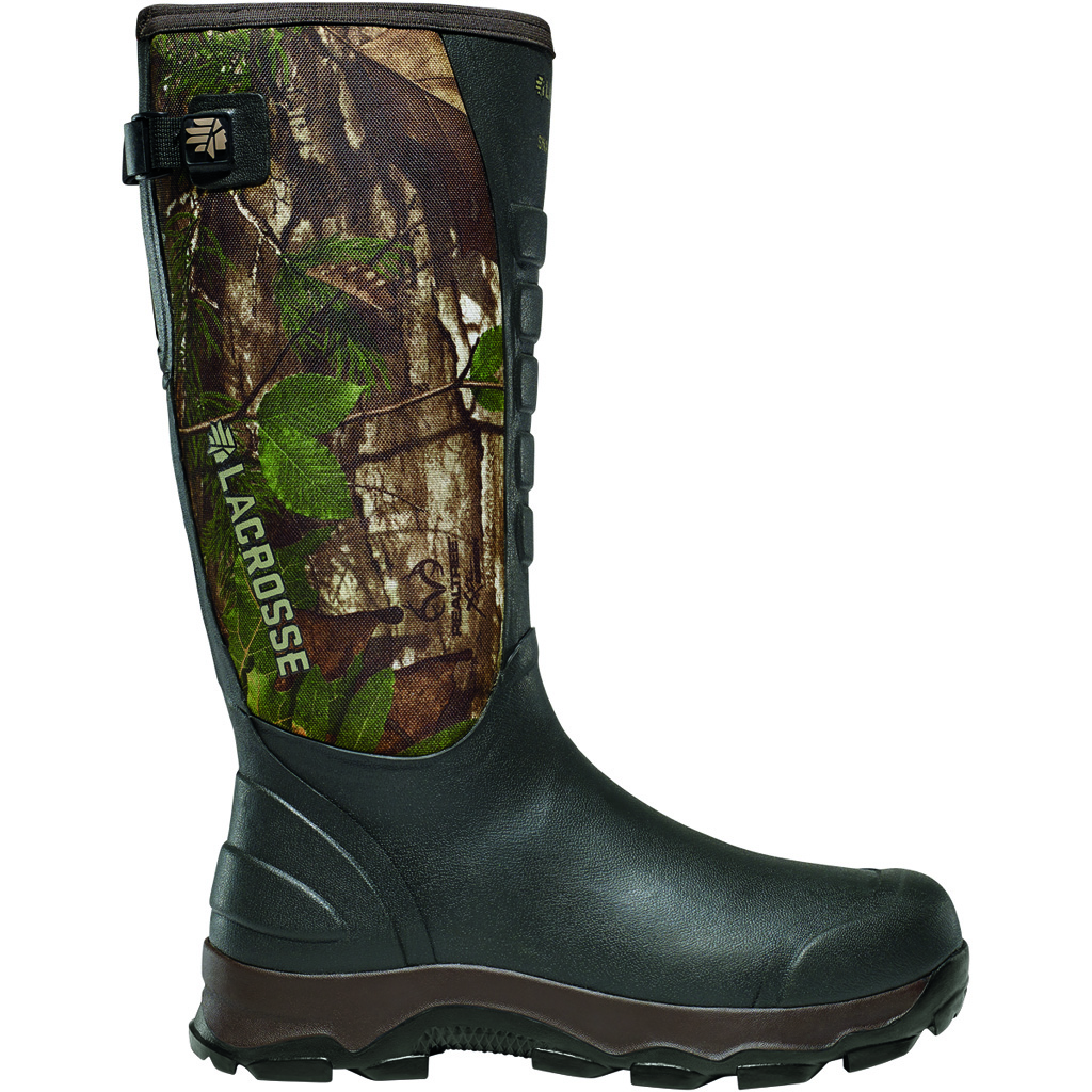 9c0cc0af7b7 LaCrosse 4X Alpha Snake Boot - Realtree Xtra Green 11