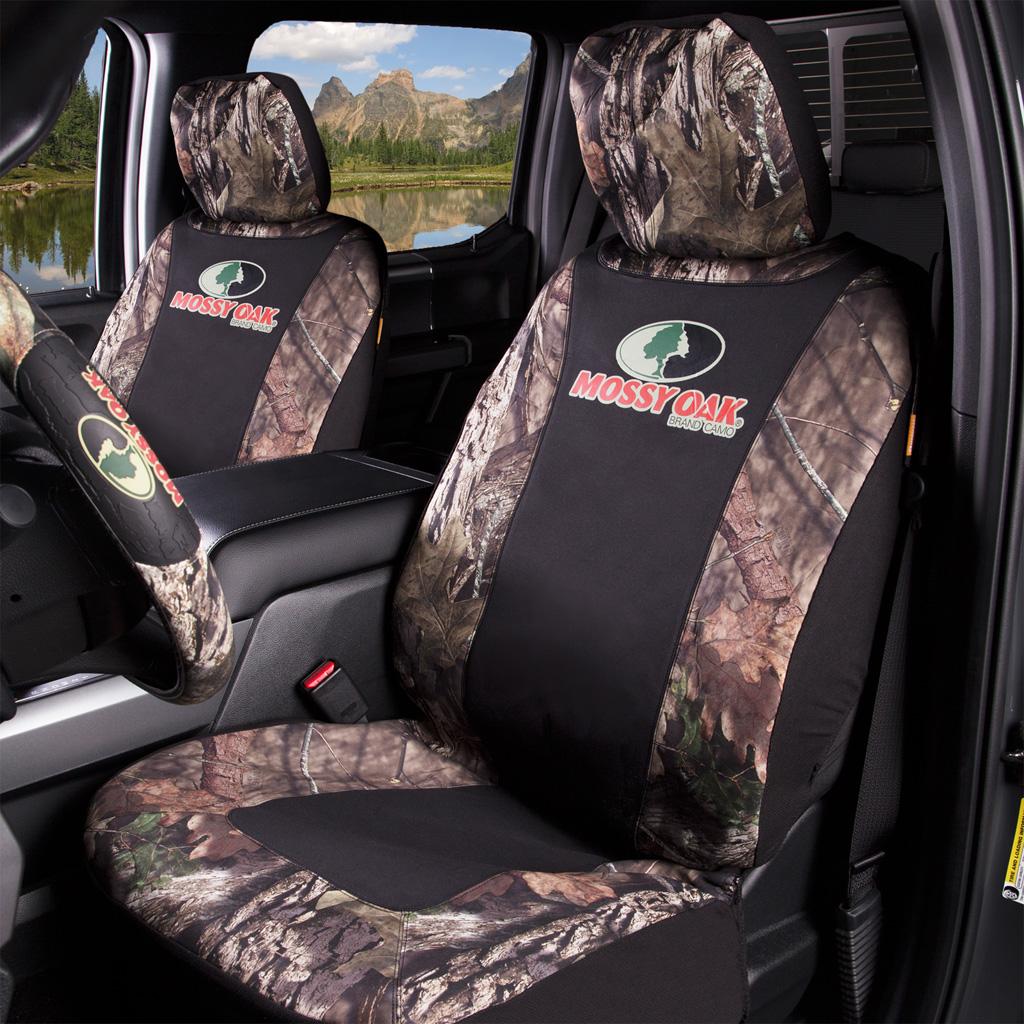 Mossy Oak Neoprene Seat Cover Low Back Mossy Oak County Ederscom