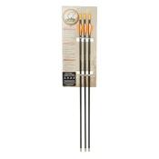 """Fred Bear Brave Arrows, 3/pk, 24"""" Long"""