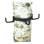 "Pine Ridge Hunt-N-Gear Equipment Holder, 18"", Black, Strap On"