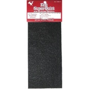Cir-Cut Super Quiet Black Felt Pad, 2/pk.