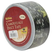 "Allen Camo Duct Tape, 2""x20', MO-BrkUp"