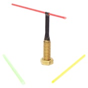 CR 3D Razor Fire Fiber Optic Replacement Pins