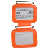 Rickard?s/Scotch License Holders, Orange, Double