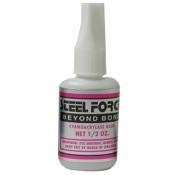 Vision Quest Steel Force  Beyond Bond Glue, .5 oz