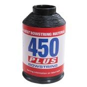 BCY 450 Plus Bowstring Material 1/4lb., 1/4 lb., Black