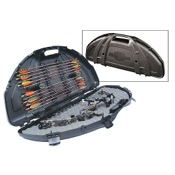"Flambeau Hard Bow Case, 49""x7.25""x21.25"", Black"