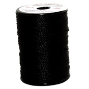 Brownell Nylon Serving Thread, 100 yds., Black, .021 Dia.