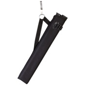 Fred Bear Mohican Quiver, Black, 2 tube, RH/LH