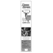 Deer Quest Deer Sense Combo Pack, 12/pk, 6 Curiosity/6 Sexual