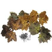 QAD Sneakyleaf Package, Fall Camo