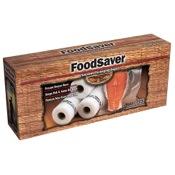 """FoodSaver Rolls, 11"""" X 16?, 2 rolls/pk."""