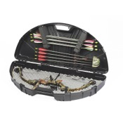 "Plano SE 44"" Single Bow Case, Black"