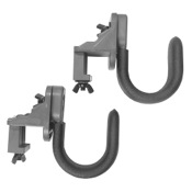 High Point TS Gun Holder Clamp, Black, Clamp On