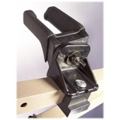 High Point Black Max Clamp-On Bowholder, Black, Clamp On, RH/LH