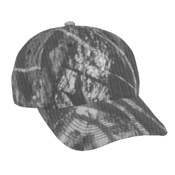 Outdoor Cap 6 Panel Cap w/Snap, One Size, MO-BrkUp
