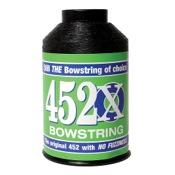 BCY 452X String Material, 1/4 lb., Black