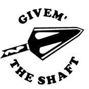 LVE  Decals, Givem? The Shaft
