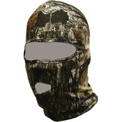 Primos Stretch Fit Full Hood Face Mask, One Size, MO-BrkUp, Full Mask