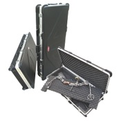 "SKB Parallel Limb Double Bow Case, 41""x15.5x6"", Black"