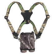 Sportsmans Outdoor Bino Harness/Hide Cover Combo, for Roof Prism Optics