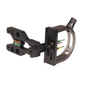 Truglo Brite-Site Xtreme Sight, Black, 3 Pin .029""