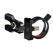Truglo Brite-Site Xtreme Sight, Black, 5 Pin .029""