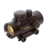 TruGlo Red-Dot 30mm Crossbow Sight, Black, 3 Dot