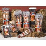 Pacific Mtn Farms Jerky Sticks Jar, 30/pk, Venison