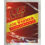 "Heat Factory Toe Warmers, 3 5/8""x2"", 2/pk"