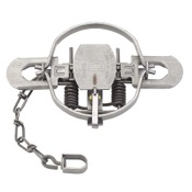 Duke Coil Spring Trap, #1 3/4, Foot Hold