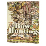 Top Brass Coloring Books, Bow Hunting