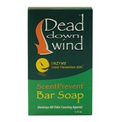 DDW Scent Prevent Bar Soap, 3.75 oz.