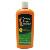 DDW Scent Prevent Shampoo & Conditioner, 12 oz.