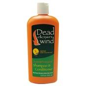 DDW Scent Prevent Shampoo & Conditioner, 12 oz.