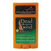 DDW ScentPrevent Antiperspirant, 2.25 oz.