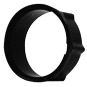 Spot Hogg Lens Adapter / Sunshade, Sm Guard 2""