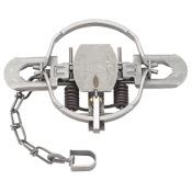Duke Coil Spring Trap, #1 3/4 Offset Jaw, Foot Hold