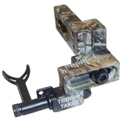 Trophy Taker Pronghorn Rest w/Short Mount bar, Camo, RH