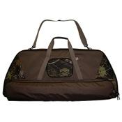 "Tarantula Single Deluxe Bow Case, 43""x18""x4"", Olive/Bu, w/Tacklebox"
