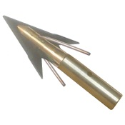 "Steel Force ""The Carp"" Fish Tip, Brass Ferrule, 1 1/2"" Dia., .055 Thick"