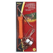 Allen Gambrel and Hoist Kit - Standard, up to 440#, Steel Construction