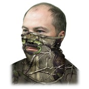 Primos Stretch Fit Face 1/2 Mask, One Size, APG