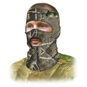 Primos Stretch Fit Face 3/4 Mask, One Size, APG