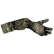 Primos Stretch Fit Gloves w/Extended Cuff, One Size, APG
