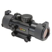 TruGlo Traditional Red Dot Scope, 30mm, 1 Dot