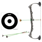 "NXT Gen Compound Bow w/Arrows, 24.75"" Long"