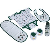 River?s Edge 5pc Baby Combo Pack - Hunting, 0-3 mnths