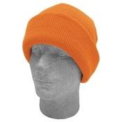Jacob Ash Blaze Fine Guage Acrylic Knit Hat, One Size, Blaze