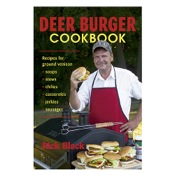 Stackpole Deer Burger Cookbook, 144pp.